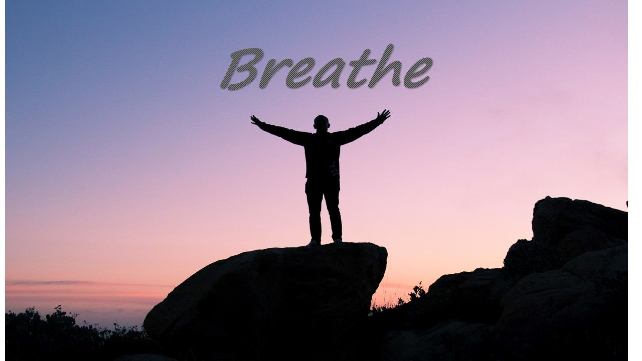 לנשום - ריברסינג - נשימה מודעת
